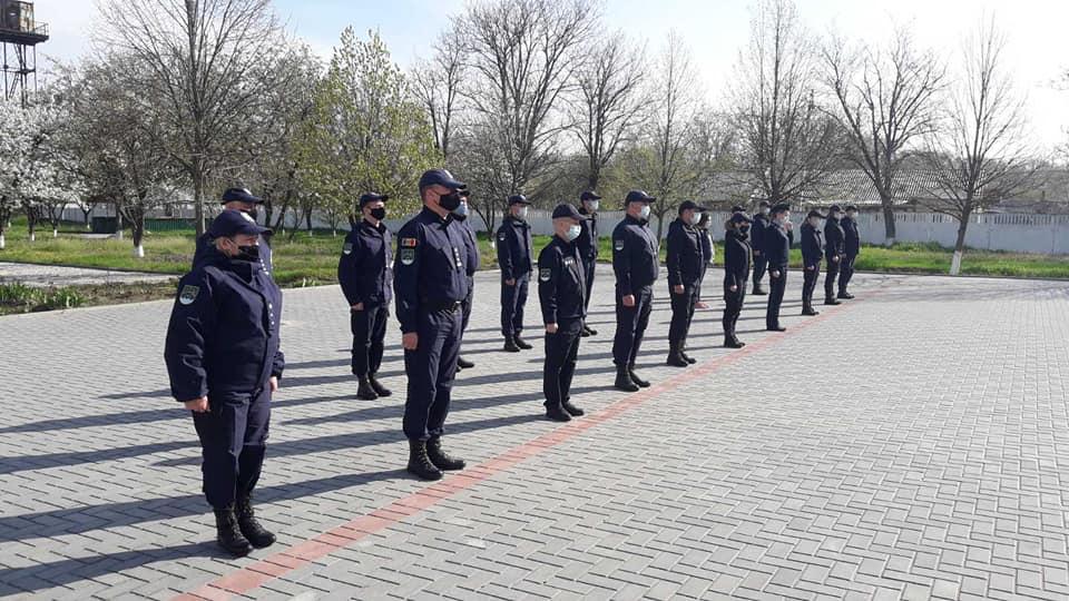 Aprecieri și laude pentru cinci polițiști de frontieră!!!